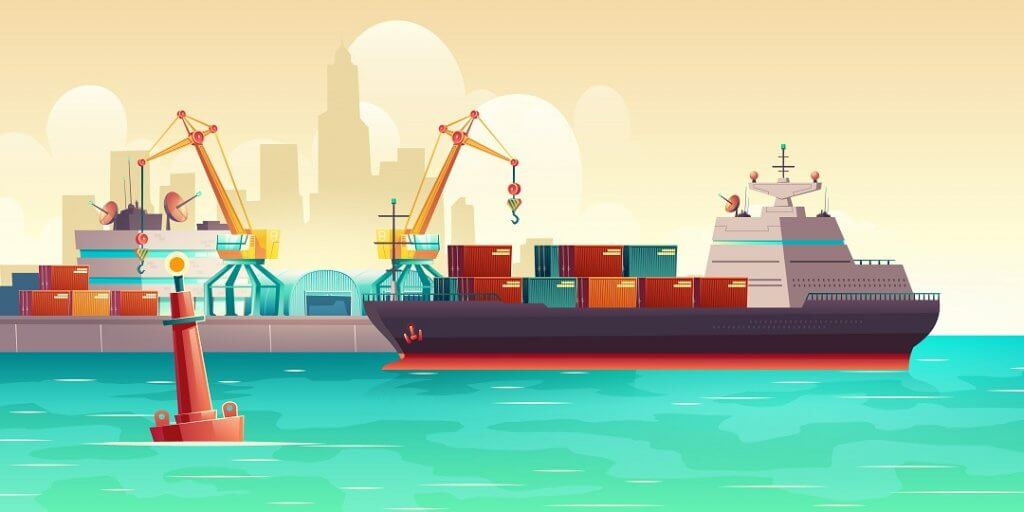 ships and cargo